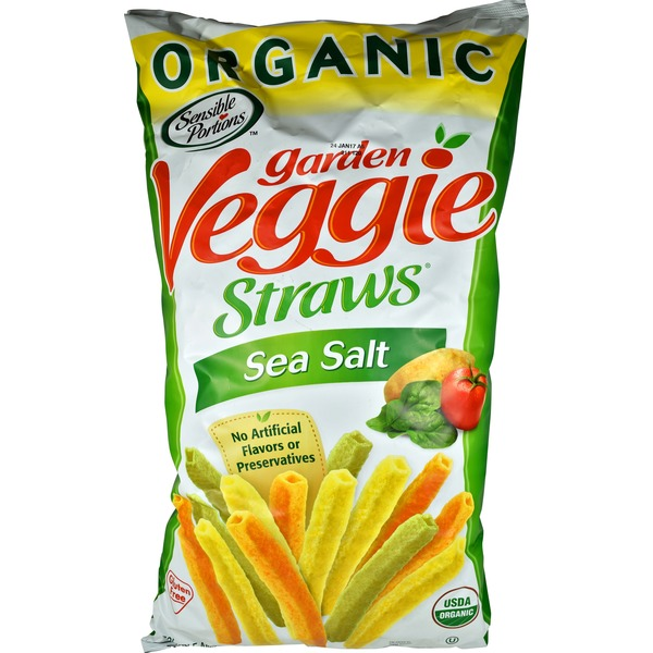 Costco sensible portions gluten free organic garden sea - Sensible portions garden veggie chips ...