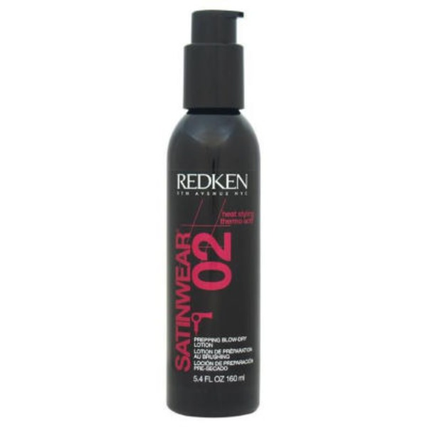 Redken 02 Satinwear Blow Dry Lotion