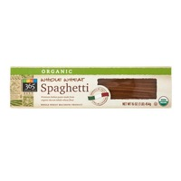365 Organic Whole Wheat Spaghetti