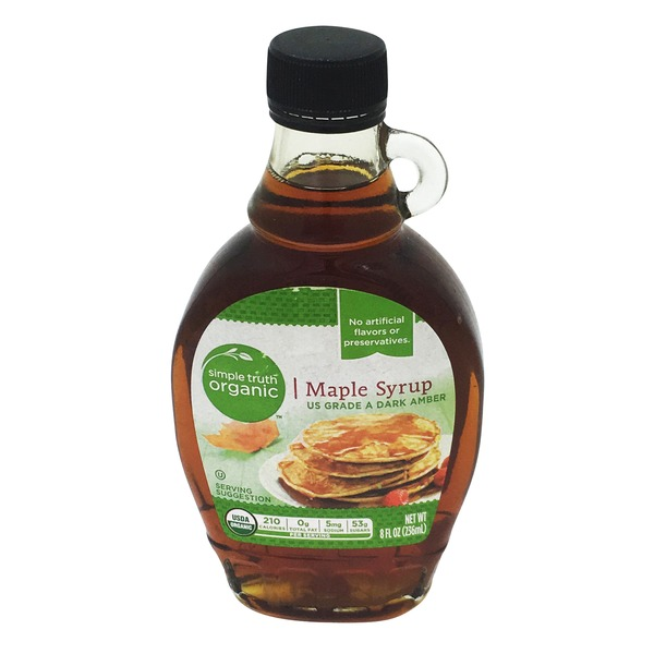 Simple Truth Maple Syrup