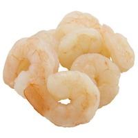 Fish Market Cooked Medium Shrimp Tail Off, 71/90 Count