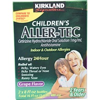 Kirkland Signature Children's Allergy Tablets