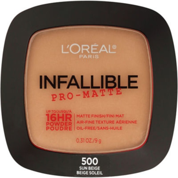 Infallible 500 Sun Beige Pro-Matte Powder