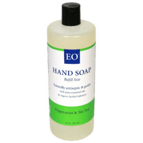 EO Refill Size Peppermint & Tea Tree Hand Soap