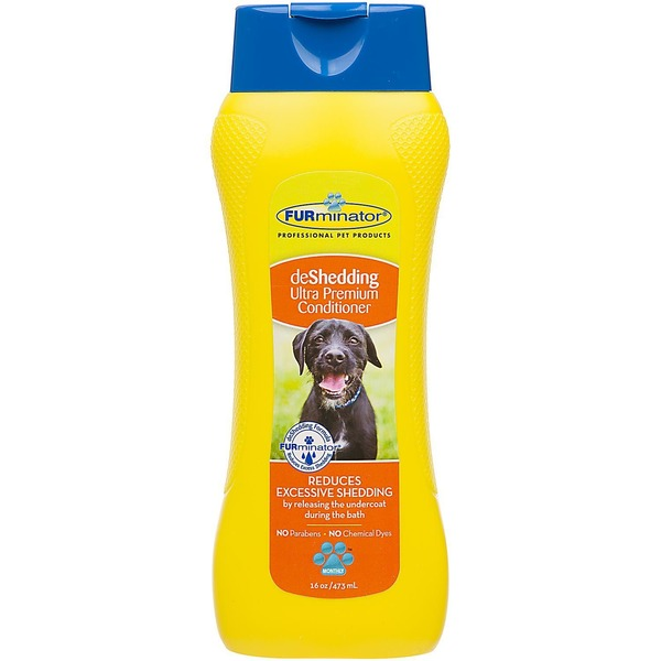 FURminator De Shedding Ultra Premium Dog Conditioner