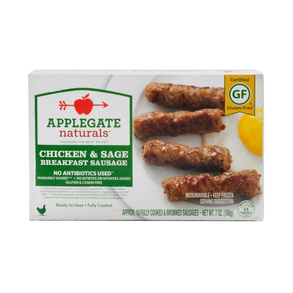 Applegate Natural Chicken & Sage Breakfast Sausage