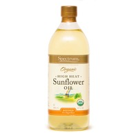 Spectrum Organic High Heat Sunflower Oil