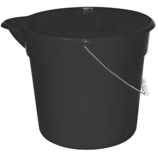 United Solutions 12 Quart Black Pail