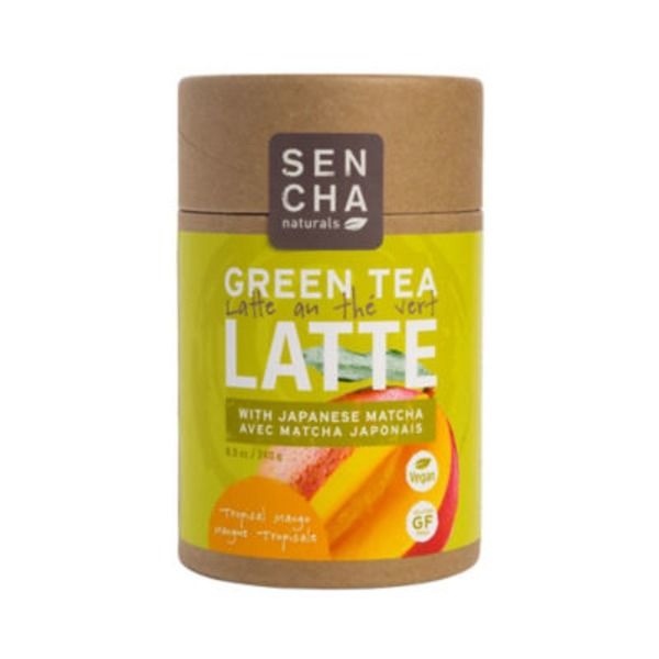 Sencha Mango Green Tea Latte Mix