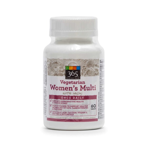 365 Women's Multi Vitamin Tablets