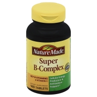 Nature Made Super B Complex Tablets
