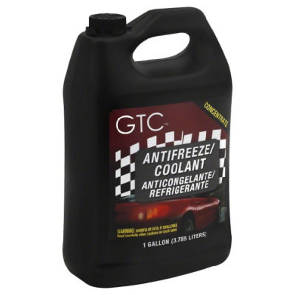 GTC Antifreeze/Coolant Concentrate