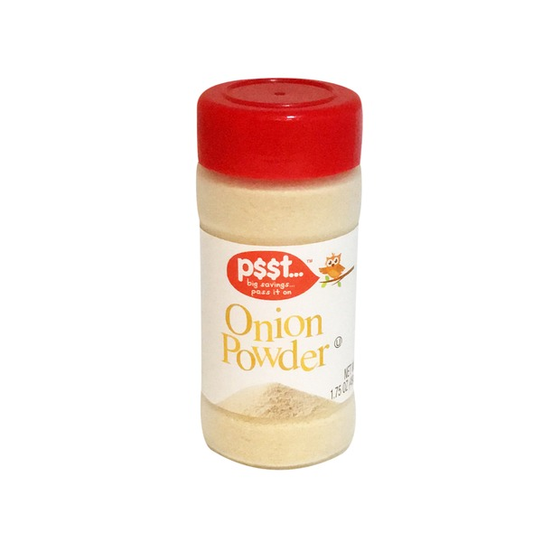Psst (Kroger) Brand Onion Powder