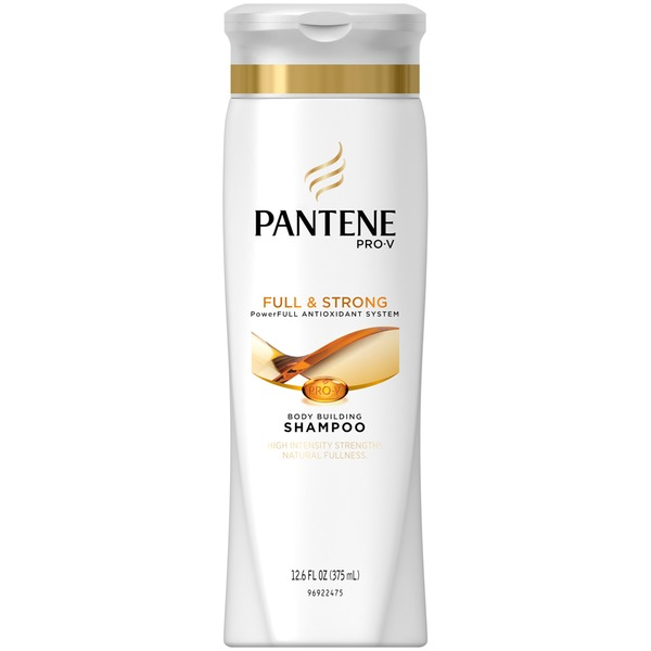 Pantene Full and Strong Pantene Pro-V Full and Strong Shampoo 12.6 fl oz Female Hair Care