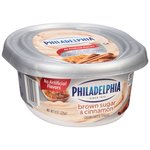 Kraft Philadelphia Brown Sugar & Cinnamon Cream Cheese Spread