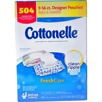 Kleenex Cottonelle Fresh Care Flushable Cleansing Cloths