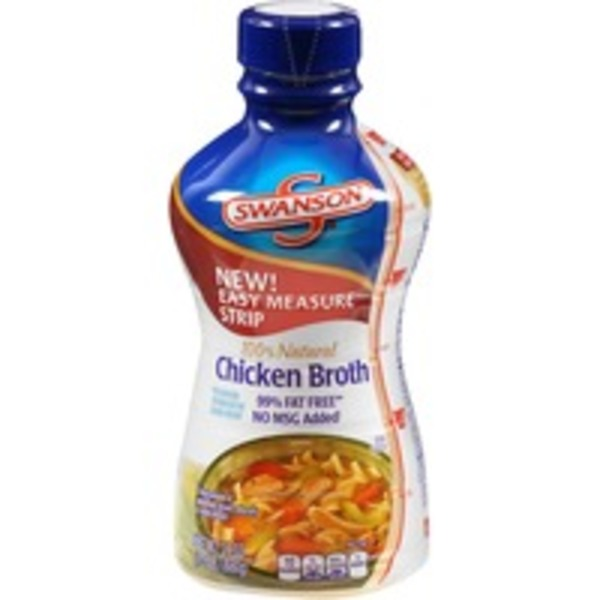 Swanson's Chicken Broth