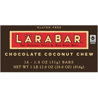 Larabar Chocolate Coconut Chew Fruit & Nut Bars