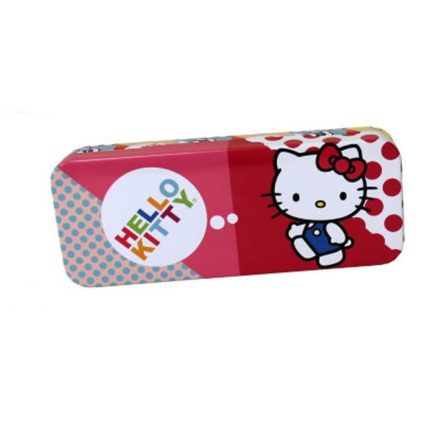 Tin Box Hello Kitty Pencil Case, Assorted Designs