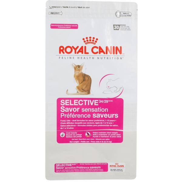 Royal Canin Selective 34/29 Savor Sensation Cat Food