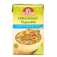 Dr. McDougall's Right Foods Organic Quinoa Vegetable Lower Sodium Soup