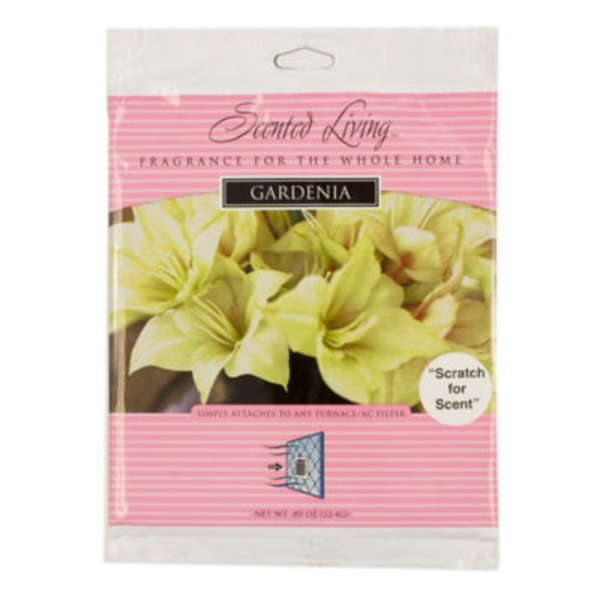 Scented Living Filter Scent Gardenia