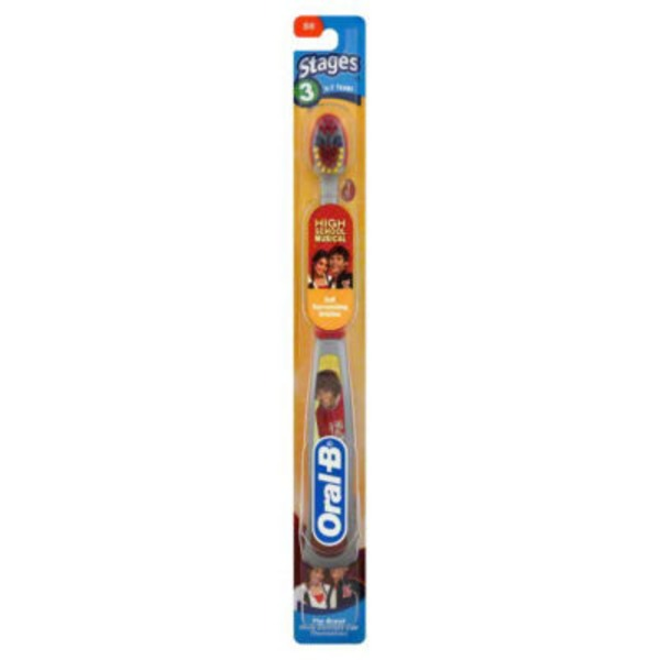Oral-B Stages Pro Health Toothbrush, High School Musical