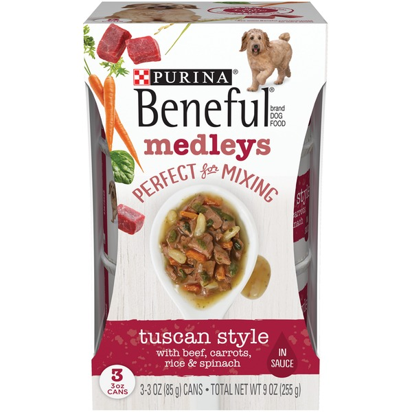Beneful Tuscan Style Medleys Dog Food