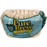 Pure Brew Basket Style Coffee Filters
