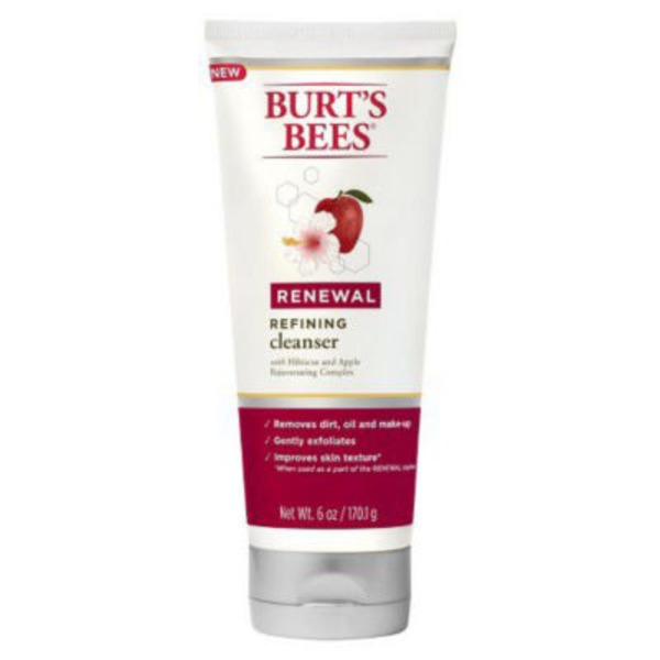 Burt's Bees Refining Cleanser Renewal