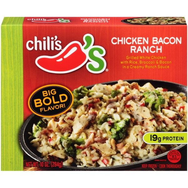 Chili's Chicken Bacon Ranch Frozen Dinner