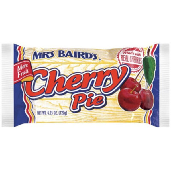 Mrs. Baird's Cherry Pie