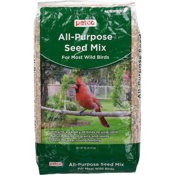 Petco All Purpose Seed Mix