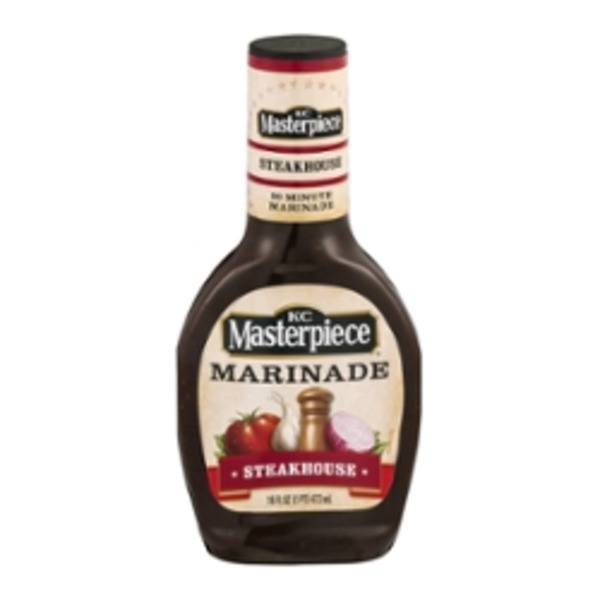KC Masterpiece Marinade Steakhouse