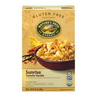 Nature's Path Organic Gluten Free Crunchy Vanilla Cereal