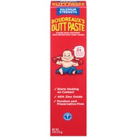 Boudreaux's Brand Maximum Strength Butt Paste Diaper Rash Ointment