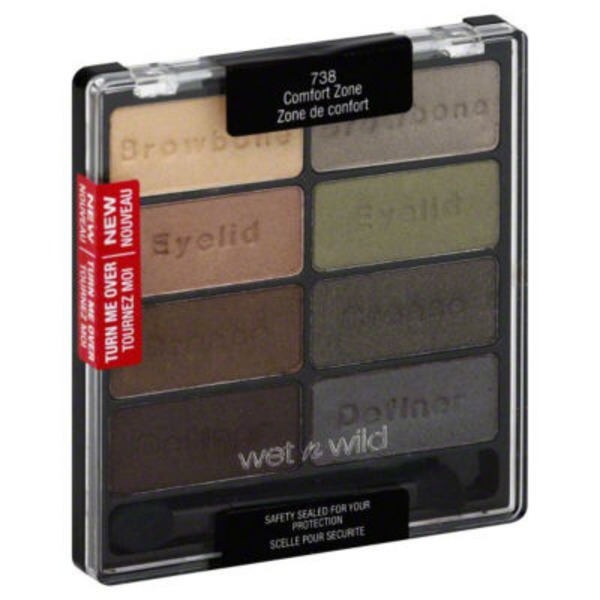 Wet n' Wild Coloricon Eyeshadow Collection 738 Comfort Zone
