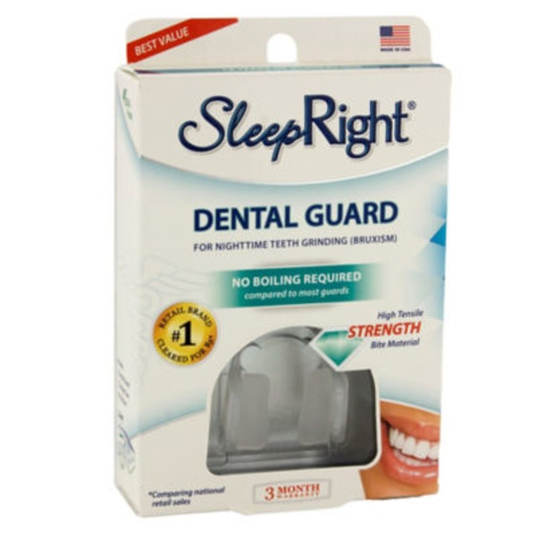 Sleep Right Nighttime Dental Guard