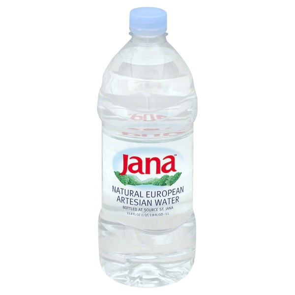 Jana Natural European Artesian Water