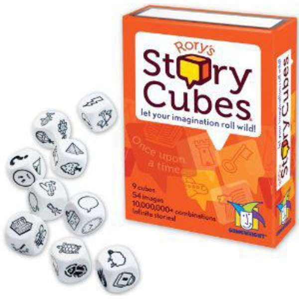 Ceaco Rory's Story Cubes