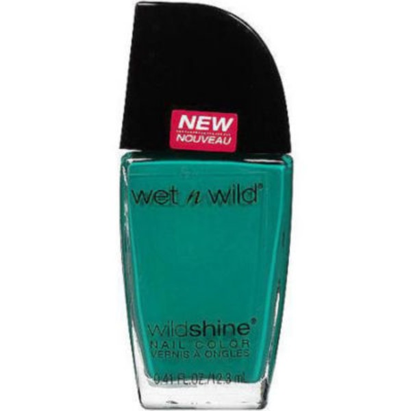 Wet n' Wild Wildshine Nail Color 483D Be More Pacific
