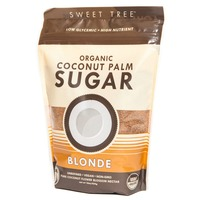 Sweet Tree Organic Blonde Coconut Palm Sugar