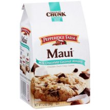 Pepperidge Farm Maui Milk Chocolate Coconut Almond Cookies, 7.2 oz