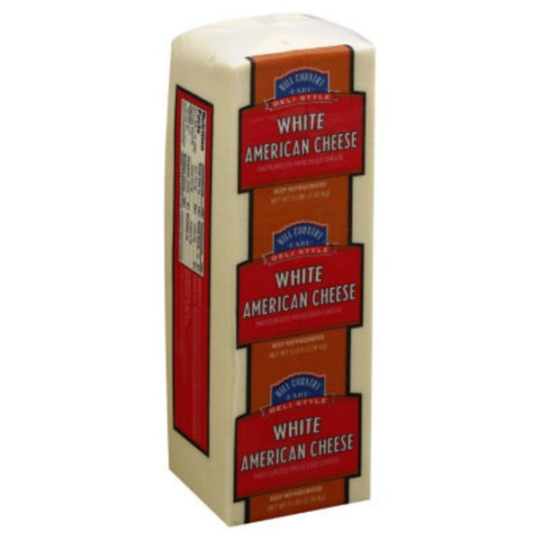 Hill Country Fare White American Cheese