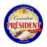 President Cheese President Camembert Soft Ripened Cheese