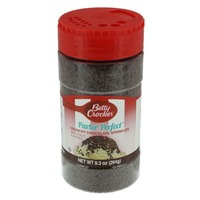 Betty Crocker Parlor Perfect Crunchy Chocolate Sprinkles