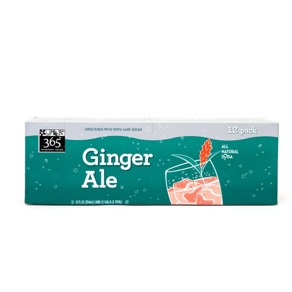 365 Ginger Ale Soda