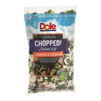 Dole Chopped! Salad Kit Chipotle & Cheddar