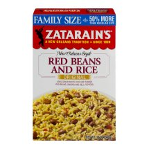 Zatarain's New Orleans Style Red Beans And Rice Original Family Size, 12.0 OZ