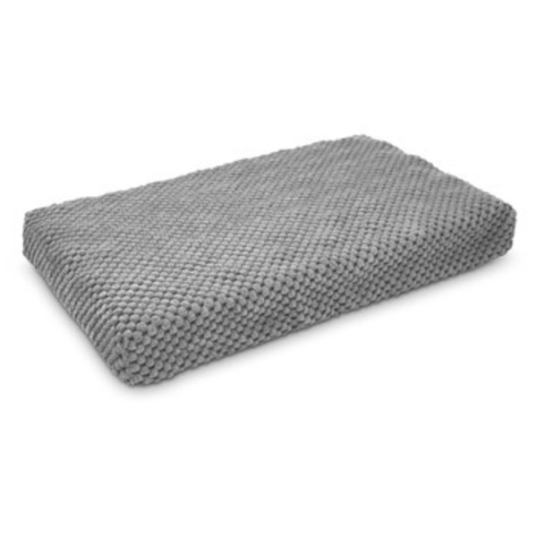 You & Me Memory Orthopedic Small Gray Dog Mat